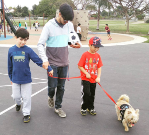 adapted physical education in San Diego